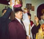 Венчание в Иремском храме