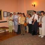 Выставка в Российском культурном центре