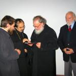 Высокопреосвященнейший митрополит Кирилл посетил храм св.Александры в Иреме