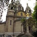 Работа в парижском архиве