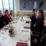 Посещение архиепископом Марком монастыря Паннонхальма