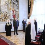 Визит Святейшего Патриарха Кирилла в Молдову