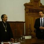 Лекция в Венгерском культурном центре в Москве