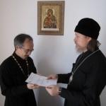 Назначение настоятеля Хевизского русского православного прихода