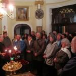 Поминальное богослужение в честь 210-годовщины со дня упокоения Великой княгини Александры Павловны