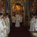 Правящий архиерей Венгерской епархии архиепископ Марк Егорьевский совершил богослужение в Будапеште