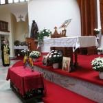 Божественная Литургия в православной общине