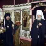 Официальный визит митрополита Кирилла в Венгрию