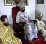 Рождественские богослужения прошли в приходах Венгерской епархии Московского Патриархата