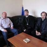 Встреча с мэром города Ирем