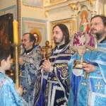 Престольный праздник в храме при РГСУ