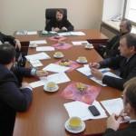Совещание, посвященное дальнейшему развитию Общецерковной аспирантуры
