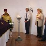 Годовщина возвращения останков Великой княгини Александры Павловны