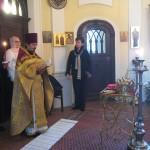 Венчание семейной пары Иремских прихожан