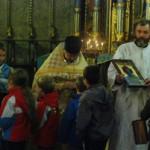 Память об афонских святынях в венгерском кафедральном соборе