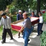 Реставрация гробницы