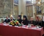 В Риме прошел круглый стол, посвященный соработничеству Русской Православной Церкви и соотечественников в Европе