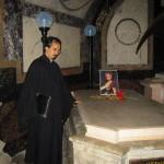 Возвращение останков Великой княгини Александры Павловны в Иремский храм