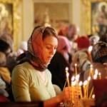 Ответ на вопрос о платках для женщин в храме