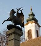 Венгерский город Сентэндре