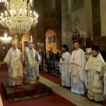Богослужение по случаю 1700-летия со дня рождения святителя Мартина Турского