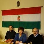 Встреча настоятеля Хевизского прихода с мэром Залавара