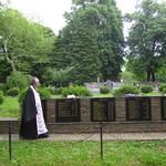 Посещение воинских захоронений в западной Венгрии
