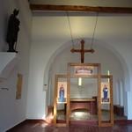 В храме на земле святых Кирилла и Мефодия установлен православный иконостас