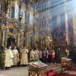 Воскресная Литургия в Мишкольце