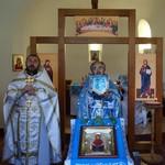 Праздник Покрова Пресвятой Богородицы в Залаваре