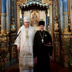 Настоятель Хевизского прихода награжден орденом преподобного Серафима Саровского