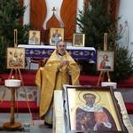 День святителя Николая Мирликийского в Хевизе