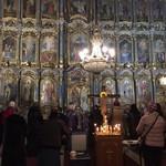 Панихида в день памяти Великой княгини Александры Павловны