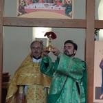 День Пресвятой Троицы в Залаваре