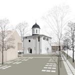 Получены очередные согласования для проектирования Хевизского храма