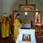 Литургия Хевизского прихода в день святых первоверховных апостолов Петра и Павла
