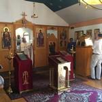Литургия в Дебрецене