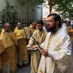Архиерейское богослужение в Будапеште