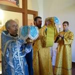 Праздник Покрова Пресвятой Богородицы в Хевизском приходе