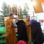 Праздник святителя Николая в Хевизе