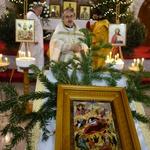 Праздник Рождества Христова в Хевизе