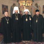 Митрополит Тамбовский и Рассказовский Феодосий посетил Венгрию и Словакию