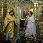 Литургия в московском храме святителя Николая в Котельниках