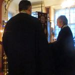 Великий покаянный канон Андрея Критского в храме преп. Сергия в Будапеште