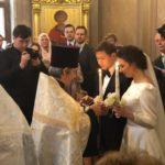 Венчание Владимира и Екатерины в Москве