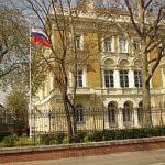 Прием в Российском посольстве в Венгрии по случаю Дня Защитника Отечества