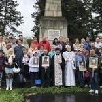 Панихида 9 мая на братском кладбище в Залаэгерсеге