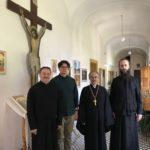 Посещение Прешовского университета
