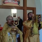День всех святых, в земле Российской просиявших, отметили в Хевизском приходе