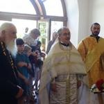 Праздничное богослужение Хевизского прихода в день Преображения Господня